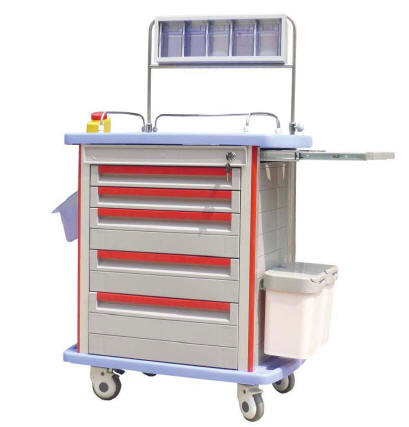 Anesthesia Trolley A501