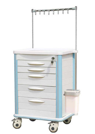 Infusion Trolley F206